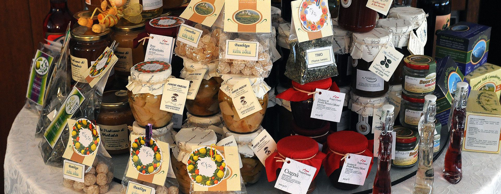 Traditional Vigezzo Valley products